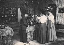 CPM Paris 1900 (75) - Le Tir Aux Pipes - Photo Mode Femme - Other