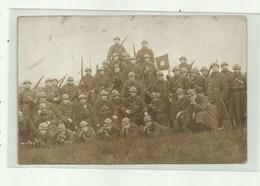 Kamp Van Beverloo- Fotokaart Soldaten- Militairen  , Stempel Fotograaf - Leopoldsburg (Kamp Van Beverloo)