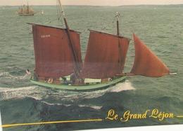LE GRAND LEJON - Voiliers