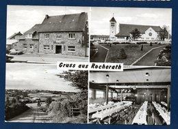 Rocherath. Gruss Aus Rocherath. Gastätte-Sportcafe Kalpers-Hilgers, Krinkelt. Eglise Et Panorama. 1975 - Bullange - Buellingen