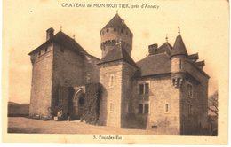 ANNECY CHATEAU DE MONTROTTIER - Annecy