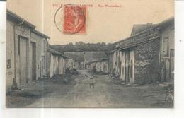 Ville Sur Cousances, Rue Montaubant - Autres Communes