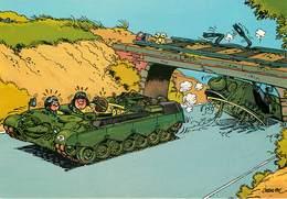 Illustrateurs - Illustrateur Jean Pol - Militaria - Chars - Char - Tanks - Tank - Humour - Humoristique - état - Illustratoren & Fotografen
