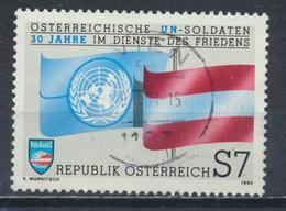 °°° AUSTRIA 1990 - Y&T N°1833 °°° - 1945-.... 2a Repubblica
