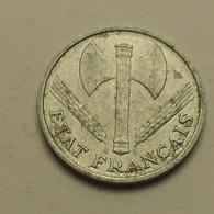 1943 - France - 50 CENTIMES, Bazor, Etat Français, Poids Faible, KM 914.1, Gad 425 - G. 50 Centesimi