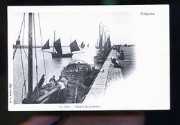 ETAPLES  PECHEURS 1900 - Etaples