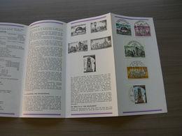 BELG.1974 1718-22 NL Folder Met Eerstedag Stempel Op Zegels - FDC