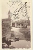 Monteils Floirac Place De L Eglise - France