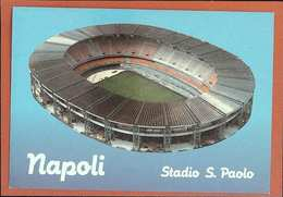46 NAPOLI STADIO SAN PAOLO - ESTADIO – STADION – STADE – STADIUM – CAMPO SPORTIVO - Stadi
