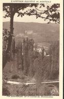 Monteils Vue Panoramique Sur Le Couvent Des Dominicaines - France