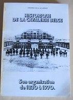 Historique De La Cavalerie Belge. Militaire. - Uniforms