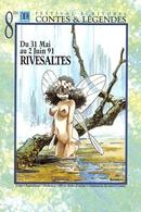 Loisel Festival Rivesaltes - Comics