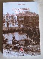 Mai 1940. Combats Du Canal Charleroi/Bruxelles. Feluy, Arquennes, Virginal, Ronquières,.. - Uniforms