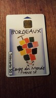 TÉLÉCARTE FRANCE  1998 F848 BORDEAUX ETAT UTILISEE - France