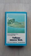 Zündholzschachtel Mit Einem Vulkan (Surtsey; Island) Von ZÜNDIS Aus Deutschland - Zündholzschachteln