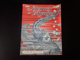 """"""" Sciences Et Voyages """" N° 404, Mai 1927, """" Un Drame Sous L'eau """" - 1900 - 1949"""