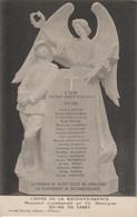 SASSY 14 ANGE DE LA RECONNAISSANCE 1914-1918 HOMMAGE - Francia