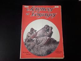 """"""" Sciences Et Voyages """" N° 407, Juin 1927, """" Sur La Piste Des Ibex """" - 1900 - 1949"""