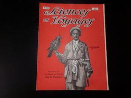 """"""" Sciences Et Voyages """" N° 408, Juin 1927, """" La Chasse Aux Faucons Chez Les Khirghises """" - 1900 - 1949"""