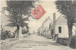 36.  LYE.   RUE PRINCIPALE - France