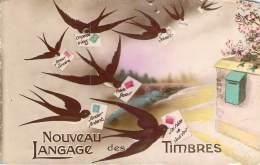 Nouveau Langage Des Timbres - Stamps (pictures)