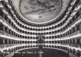 Theater Theatre Teatro San Carlo Napoli Italy 1962 - Teatro