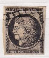 FRANCE  YT N° 3 - 1849-1850 Cérès