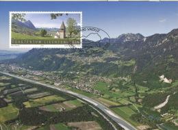 Liechtenstein 1532 Auf Maximumkarten - Maximumkarten (MC)