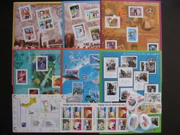 TB Lot De Timbres De France  .  Faciale En Euros Et En Francs, Neufs . Faciale =  113 Euros ( Surtaxes Non Comptées) . - Collections (without Album)