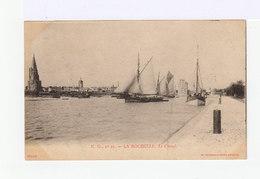 La Rochelle. Le Chenal. Avec Bateaux à Voile. (3013) - La Rochelle