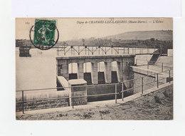 Digue De Charmes Lez Langres. Haute Marne. L'écluse. (3014) - France