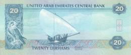 U.A.E. P. 21b 20 D 2000 UNC - Emirats Arabes Unis