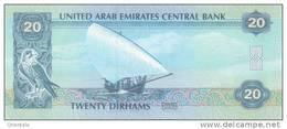 U.A.E. P. 28a 20 D 2009 UNC - Emirats Arabes Unis
