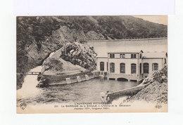 L'Auvergne Pittoresque. Le Barrage De La Sioule. L'usine Et Le Déversoir. (3016) - France
