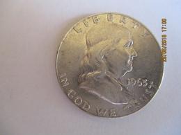 USA Half Dollar 1963 D - Bondsuitgaven