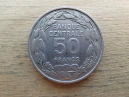 Cameroun  50  Francs  1960  Km 13 - Cameroon
