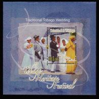 TRINIDAD & TOBACO 2005 - Scott# 749 S/S Heritage Fest. MNH - Trinidad & Tobago (1962-...)