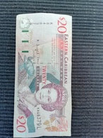 20 Dollars Caraïbes - Etats-Unis