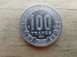 Gabon  100  Francs  1982  Km 13 - Gabon