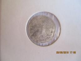 Ethiopia: Gersh 1889 EE (right Paw Up) - Rare - Ethiopie