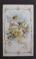Angel Old Saint Picture 1902 - Religion & Esotérisme