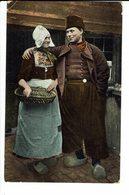 CPA - Carte Postale -Pays Bas - Habits Traditionnels -1907 - S796 - Koppels