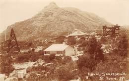 South Africa - SIMONSTOWN, Naval Sanatorium, Real Photo - Sud Africa