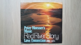 Peter Moesser's Music - Red River Story - Vinyl-Single - Disco, Pop