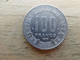 Cameroun  100  Francs  1975  Km 17 - Cameroon
