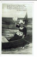 CPA - Carte Postale -Pays Bas - Egmond Aan Zee - Kind- 1937 - S799 - Egmond Aan Zee