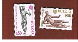 FRANCIA  (FRANCE)      -  SG 2038.2039    -  1974 EUROPA  (COMPLET SET OF 2)  - MINT ** - Nuovi