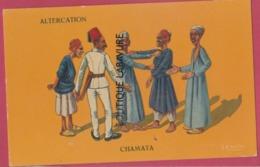 ILLUSTRATEUR--NORTON--Egypte----Serie Chamata---Altercation - Illustrateurs & Photographes