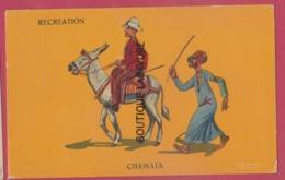 ILLUSTRATEUR--NORTON--Egypte----Serie Chamata---Récreation - Illustrateurs & Photographes
