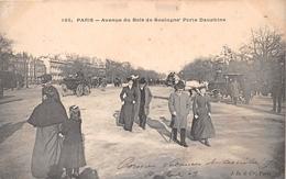 ¤¤  -  PARIS    -    Avenue Du Bois De Boulogne  -  Porte Dauphine   -  ¤¤ - Arrondissement: 16